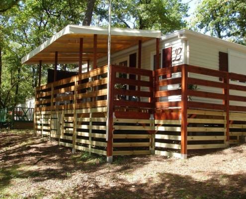 Camping 3 étoiles dordogne - La Résidence Sumba