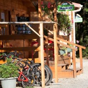 Camping 3 étoiles dordogne - Accueil du Camping la Garenne