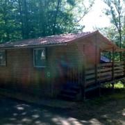 Camping 3 étoiles dordogne - Chalet Rêve