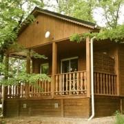 Camping 3 étoiles dordogne - Chalet Les Pivoines