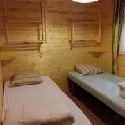 Camping 3 étoiles dordogne - Chambre 2