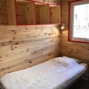 Camping 3 étoiles dordogne - Chambre 2 lits separes
