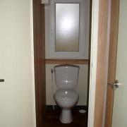 Camping 3 étoiles dordogne - Residence Sumba WC séparés