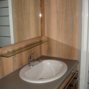 Camping 3 étoiles dordogne - Residence Sumba Salle de bain