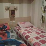 Camping 3 étoiles dordogne - Chambre à 2 lits