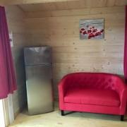 Camping 3 étoiles dordogne - Le salon