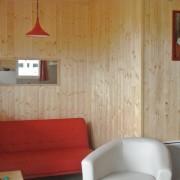 Camping 3 étoiles dordogne - Chalet Les Bleuets